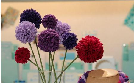 Modelos De Flores De Tela Reciclada El Blog De Trapillo Com