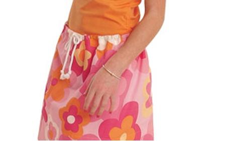 Cómo hacer una falda con una funda