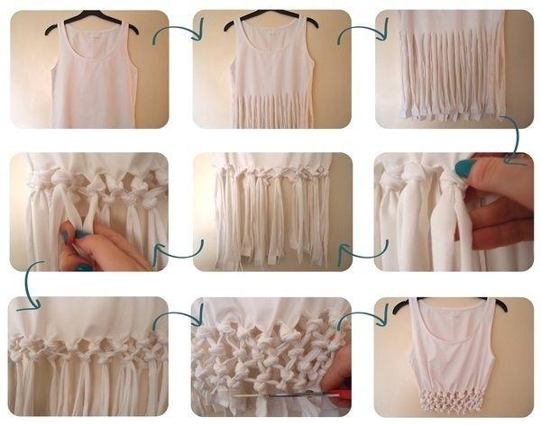Cómo renovar una camiseta en 5 minutos_1