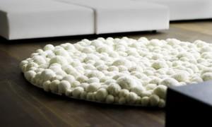 Modelos de alfombras con pompones el blog de for Alfombras cuadradas