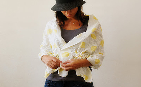 Cómo hacer una bufanda-chal