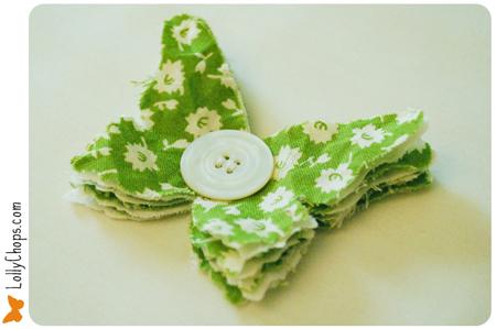 Modelos de mariposas de tela reciclada el blog de for Tutorial papillon