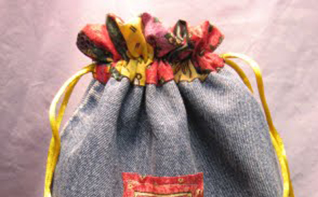 Cómo hacer un saco con jeans