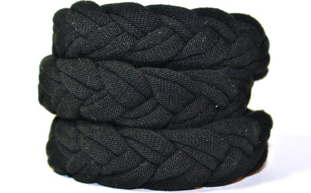 Modelos de pulseras de trapillo tejidas