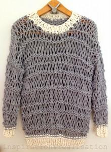 inspiration&realisation_knit_t_shirt_yarn_tutorial_diy_richard_nicoll_sweater