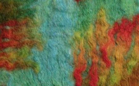 Cómo hacer fieltro con un suéter de lana
