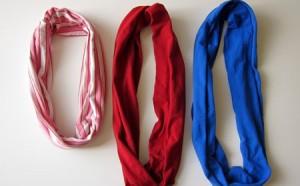 Cómo hacer una bufanda infinita en 5 minutos