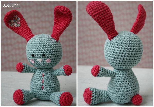 Amigurumis Conejos Paso A Paso : Patrones de conejos de amigurumi el de trapillo