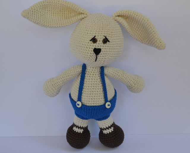 Amigurumi Xxl Patrones Gratis : Patrones de conejos de amigurumi El blog de trapillo.com