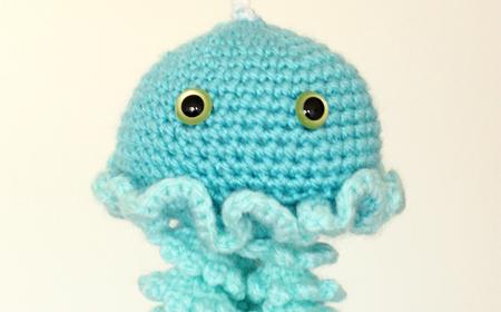 Patrón de Amigurumi: Medusa | El blog de trapillo.com
