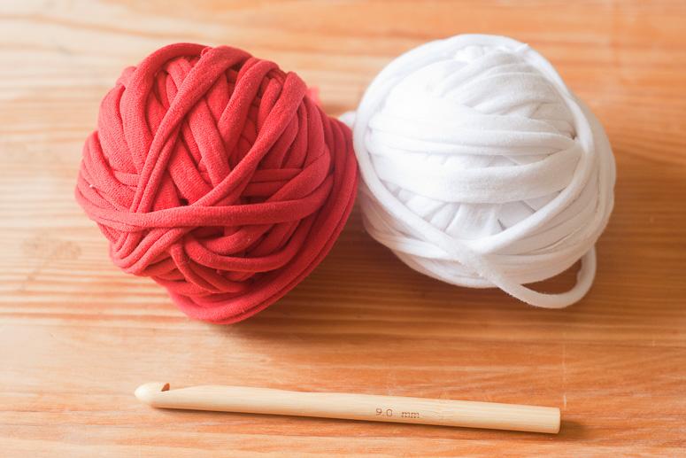 T cnicas para tomar la aguja tejer con trapillo el - Tejer con trapillo ...