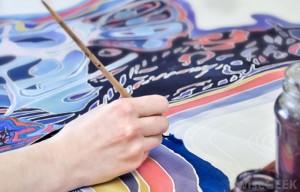 Consejos sobre pintura para tela