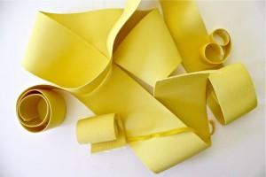 Cómo teñir elásticos