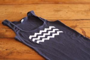 Estampar camisetas con fieltro
