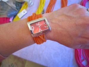 Renovar un reloj con trapillo