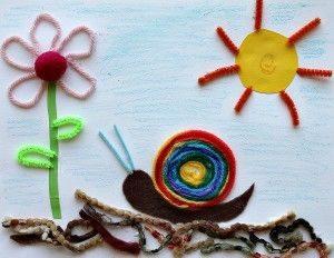 arte-con-tela-para-ninos
