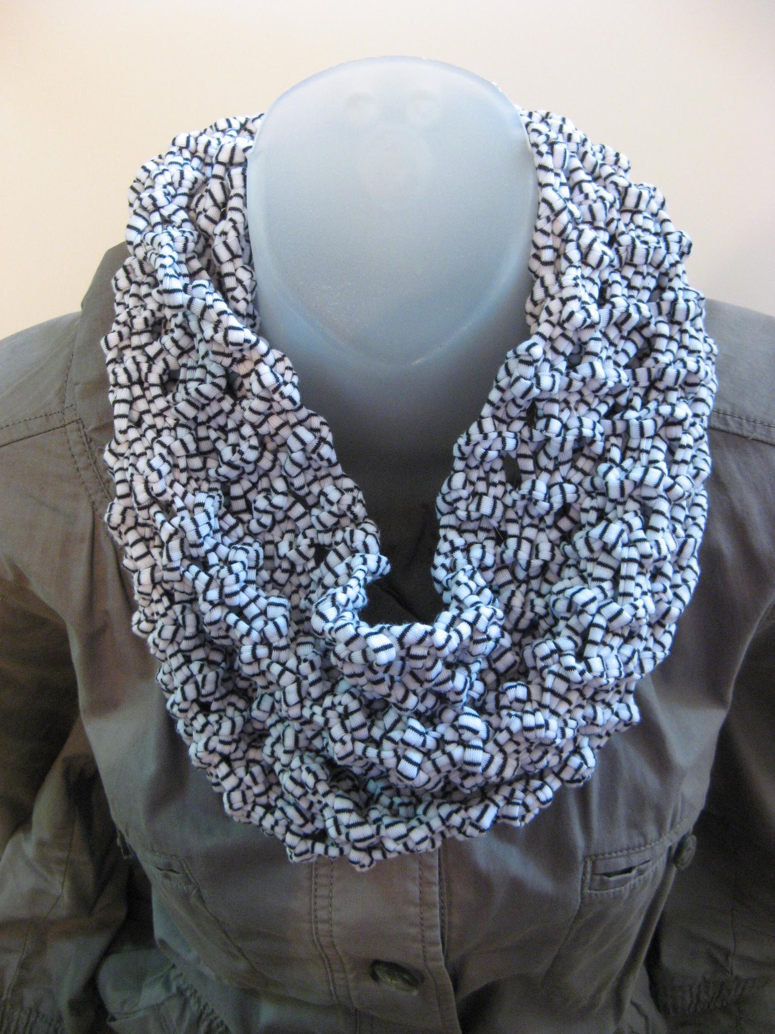 cómo hacer bufandas | El blog de trapillo.com