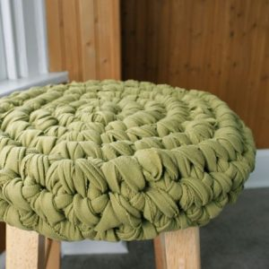 Cobertor de butaca tejido