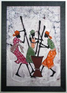 African-batik-fabric-art