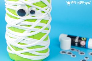 Making-Neon-Mason-Jar-Mummies-Stage-4