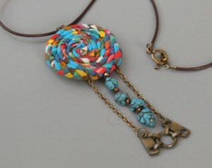Upcycled-Fabrics-Jewelry-Necklace-Ideas