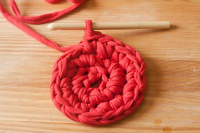Consejos para tejer con trapillo
