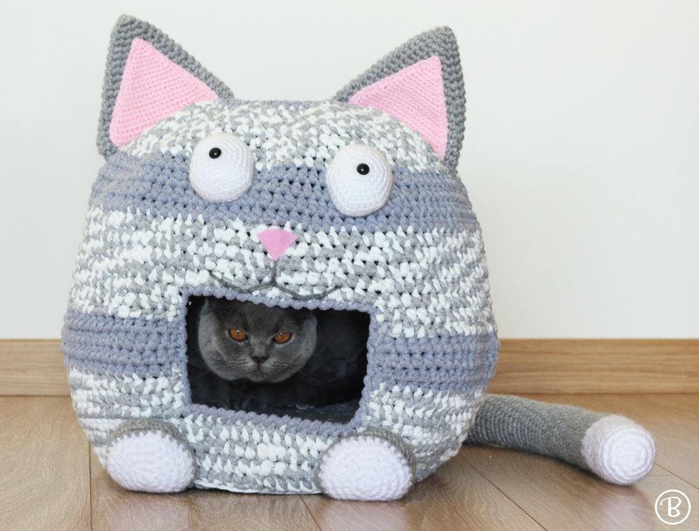 Camas de trapillo para gatos | El blog de trapillo.com