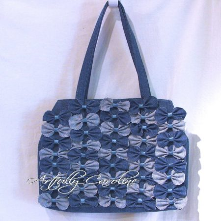 Tutorial para bolso de jean farfalle el blog de for Borsa jeans tutorial