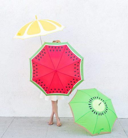 Personaliza tu paraguas