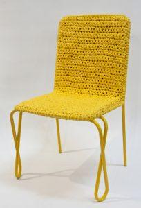 Modelos de muebles decorados con trapillo