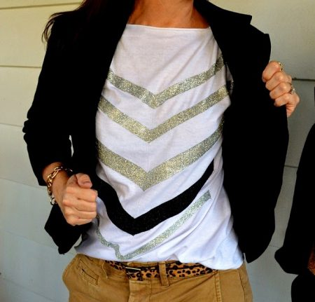 Renovar camisetas diseño chevron