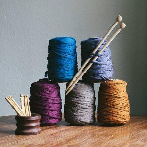 Polyester-T-shirt-yarn-for-wayuu-bags