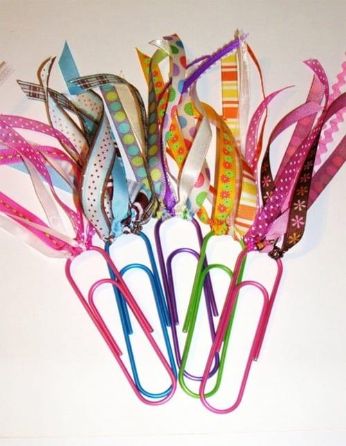 Marcalibros de cinta fáciles