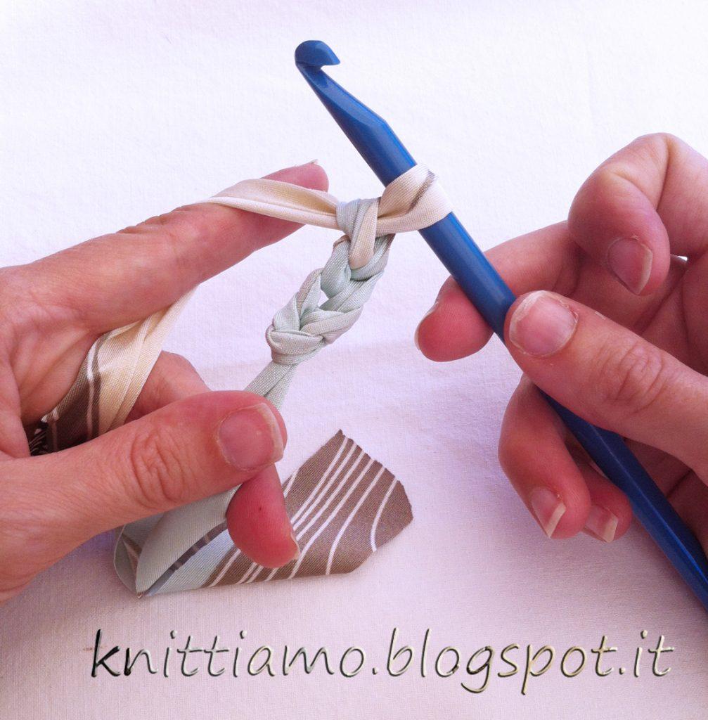 tutorial bracciale fettuccia 1 copia